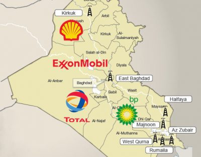 Major contract in Iraq : FACTORIG signs with BP Iraq - Dietswell